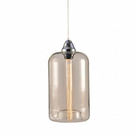Светильник потолочный EDISON CUPPING-GLASS CHANDELIER Gramercy Home CH025-1-NI