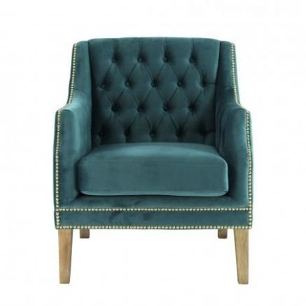 Кресло CARMELA ARMCHAIR Gramercy Home 602.023-PCB