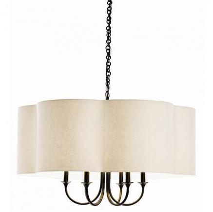 Светильник потолочный RITTENHOUSE LARGE CHANDELIER Gramercy Home 89421