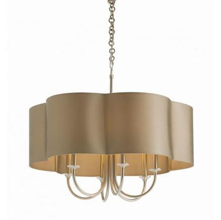 Светильник потолочный RITTENHOUSE CHANDELIER Gramercy Home 89408