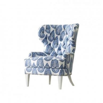 Кресло DAVIS WING CHAIR Gramercy Home BB8001