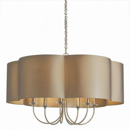 Светильник потолочный RITTENHOUSE LARGE CHANDELIER Gramercy Home 89420