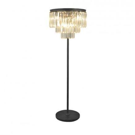 Торшер ADAMANT FLOOR LAMP Gramercy Home FL015-8-ABG