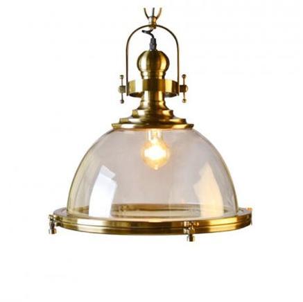 Светильник потолочный POLOMNA CHANDELIER Gramercy Home CH100-1-BRS