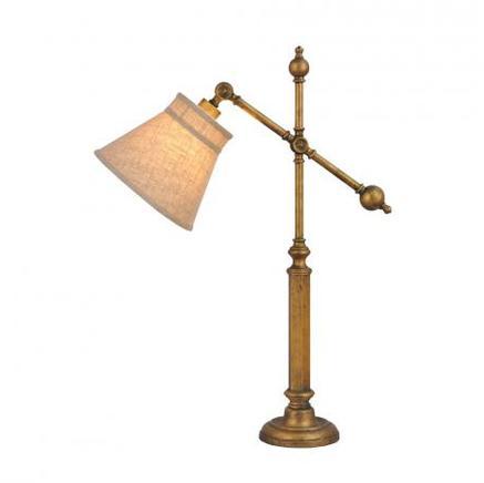 Настольная лампа VINTAGE JOINT TABLE LAMP Gramercy Home TL047-1-ABB