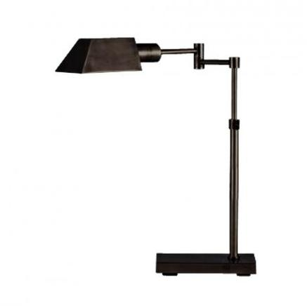 Настольная лампа INDUSTRIAL SWING-ARM TABLE LAMP Gramercy Home TL020-1-ABG
