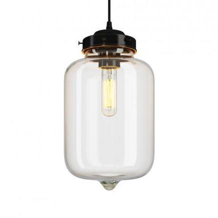 Светильник потолочный VIJAY CUPPING-GLASS CHANDELIER Gramercy Home CH090-1-ABG