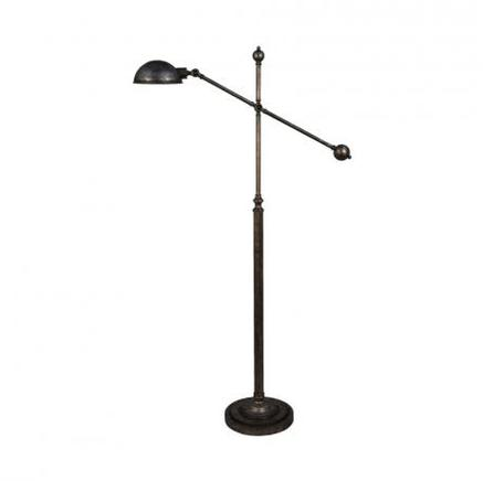 Торшер INDUSTRIAL JOINT FLOOR LAMP Gramercy Home FL016-1-ABG
