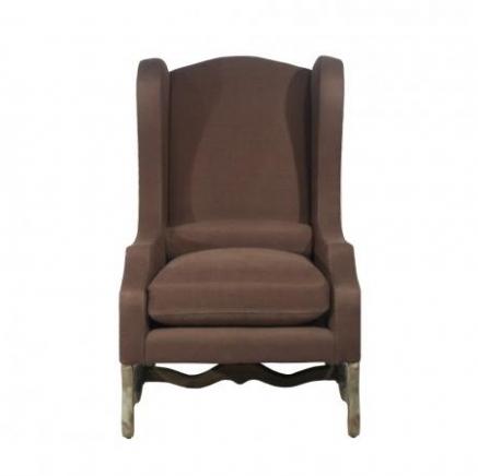 Кресло LA MANCHE ARMCHAIR Gramercy Home 602.002-V02/H01