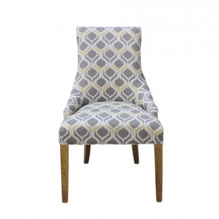 Стул MARTIN II ARM CHAIR Gramercy Home 441.002/2-GP05