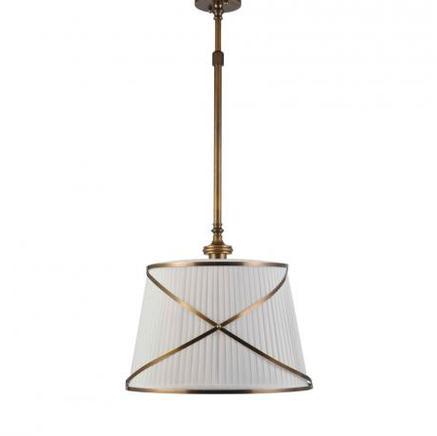 Светильник потолочный MARITIME SINGLE CHANDELIER Gramercy Home CH043-1-BRS
