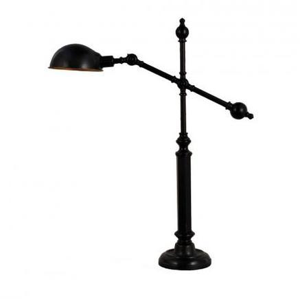 Настольная лампа INDUSTRIAL JOINT TABLE LAMP Gramercy Home TL016-1-ABG