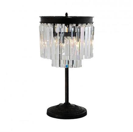 Настольная лампа ADAMANT TABLE LAMP Gramercy Home TL059-4