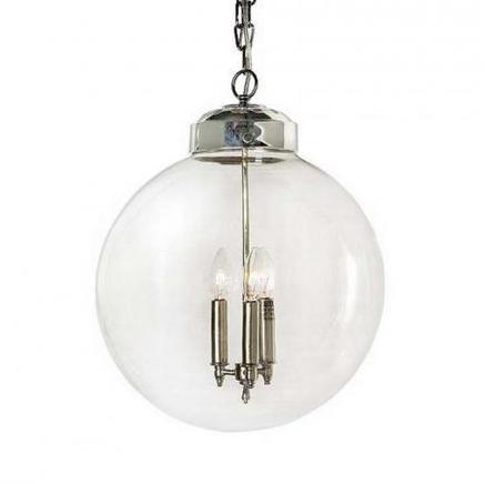 Светильник потолочный NERISSA CHANDELIER Gramercy Home CH065-3