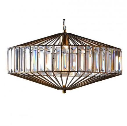 Светильник потолочный EBRINA CHANDELIER Gramercy Home CH098