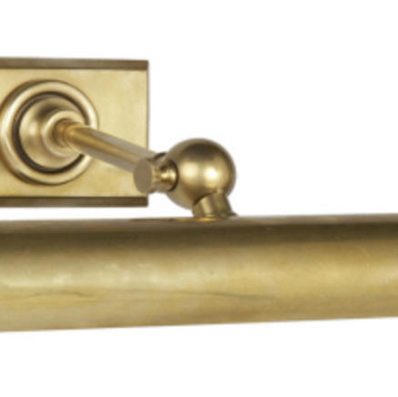 Подсветка для картин 18 Cabinet Maker's Visual Comfort & Co SL 2705HAB