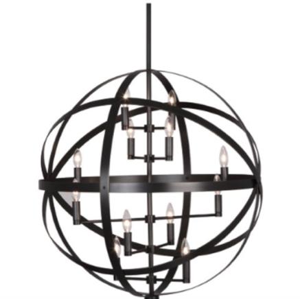 Светильник потолочный Robert Abbey Z 02165