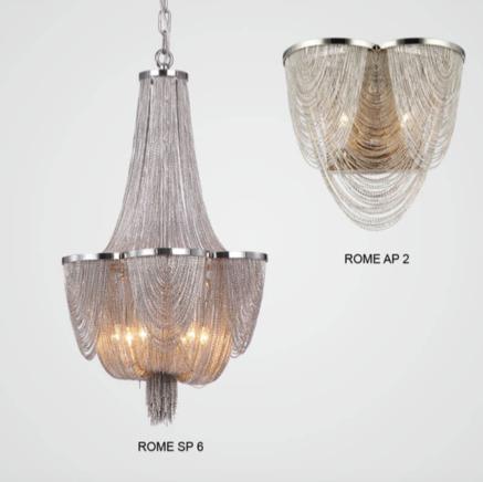 Светильник потолочный Crystal Lux ROME SP010