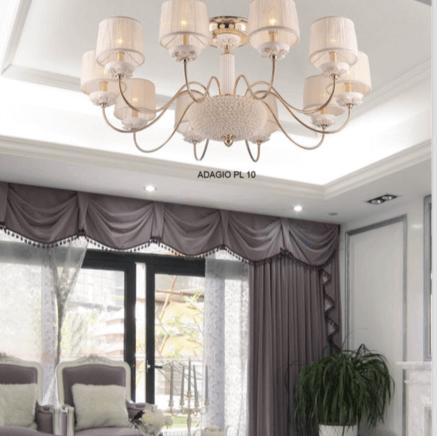 Светильник потолочный Crystal Lux ADAGIO SP010