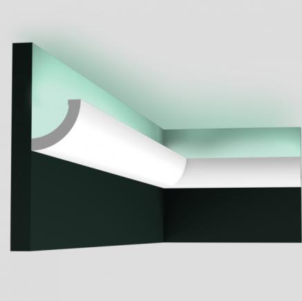 Карниз из полиуретана + клей в подарок Orac Axxent C362
