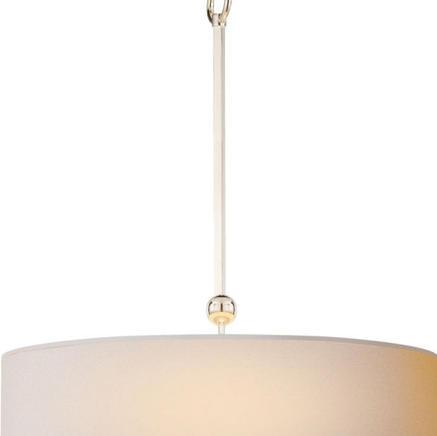Светильник потолочный Reed Pendant Visual Comfort & Co TOB 5011PN-NP