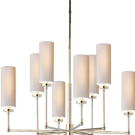 Светильник потолочный Ziyi Large Visual Comfort & Co TOB 5016PN-NP
