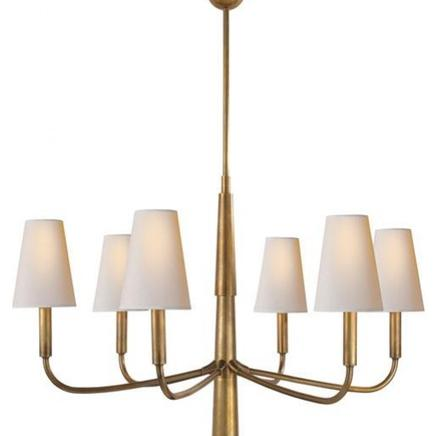 Светильник потолочный Farlane Small Visual Comfort & Co TOB5018HAB-NP