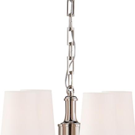 Светильник потолочный Vivian Mini Visual Comfort & Co TOB5031PN-NP