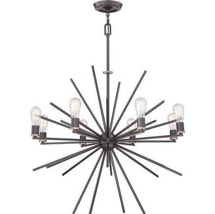 Светильник потолочный Carnegie QZ/CARNEGIE8