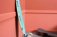 Плинтус напольный дюрополимер  Orac Axxent DX 157 клей в подарок
