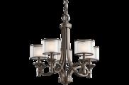 Светильник потолочный Lacey KL/LACEY5 MB