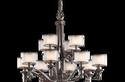 Светильник потолочный Lacey KL/LACEY9 MB