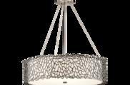 Светильник потолочный Silver Coral KL/SILCORAL/P/B