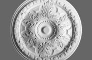 Потолочная розетка из полиуретана Orac Axxent R 23