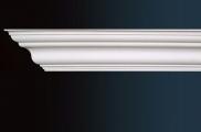 Карниз полиуретановый потолочный Perfect AB108 клей в подарок