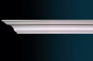 Карниз полиуретановый потолочный Perfect AB114 клей в подарок