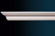 Карниз полиуретановый потолочный Perfect AB153 клей в подарок