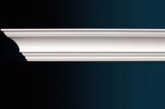 Карниз полиуретановый потолочный Perfect AB213 клей в подарок