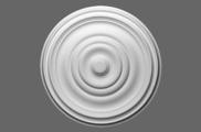 Потолочная розетка из полиуретана Orac Axxent R 09