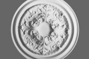 Потолочная розетка из полиуретана Orac Axxent R 52
