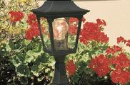 Фонарь-пьедестал Chapel Mini Pedestal Lantern Black Chapel CPM4 BLACK