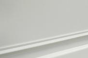Плинтус дюрополимер под покраску Orac Axxent SX 185 клей в подарок