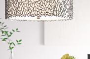 Светильник потолочный Silver Coral KL/SILCORAL/P/A