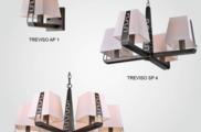 Бра настенное Crystal Lux TREVISO AP01