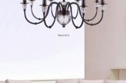 Светильник потолочный Crystal Lux PALIO SP 08