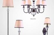 Светильник потолочный Crystal Lux PALIO SP06