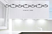 Светильник потолочный Crystal Lux TECHNO SPL07 CROMO