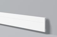 Плинтус напольный под покраску NMC Belgium FD 002 клей в подарок