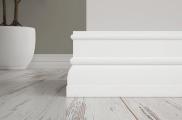 Плинтус широкий напольный  Ultrawood Base 014 покраска по RAL в подарок
