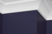 Карниз потолочный под покраску ЛДФ Ultrawood CR 012